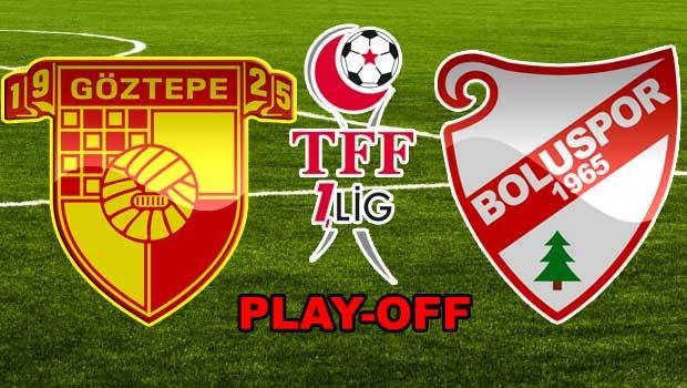 Göztepe 2-0 Boluspor | 1. Devre