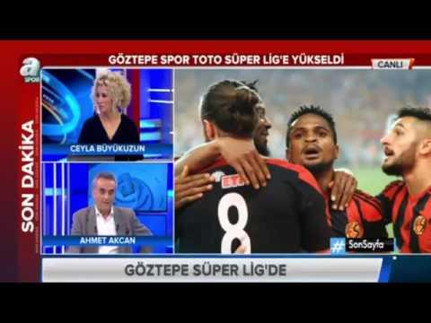 Göztepe 3-2 Eskişehir Maç Sonu Röportajlar | Şampiyon Göztepe
