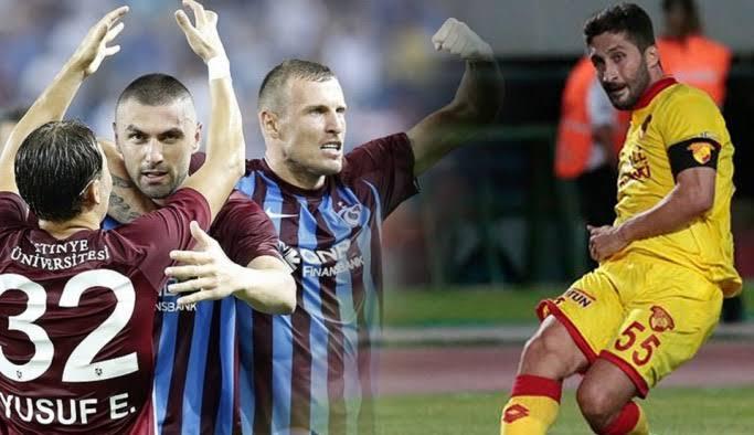 Göztepe-Trabzonspor maçı ne zaman hangi kanalda saat kaçta?