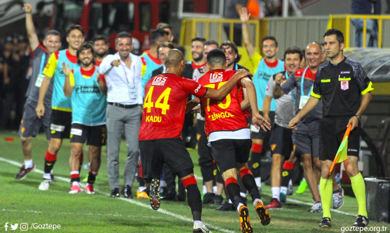 Göztepe'miz 3-2 Trabzonspor