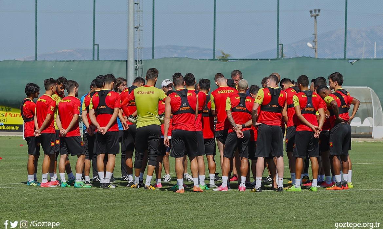 Osmanlıspor Maçının Hazırlıklarını Tamamladık