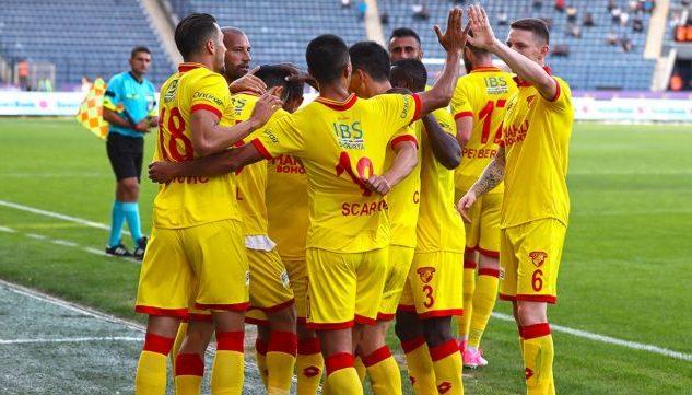 Göztepe'nin eleğinden tek tek 900 futbolcu geçti