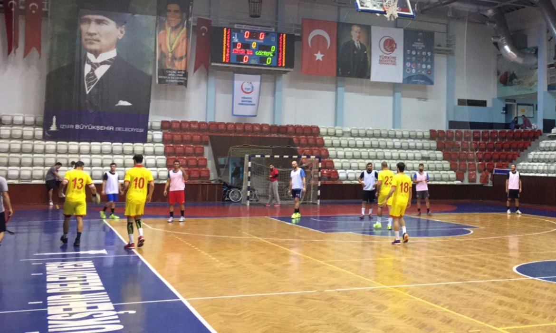 Hazırlık Maçı: Göztepe 44-32 İzmir BŞB.