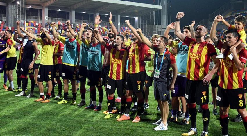 Göztepe, Süper Lig'de ezber bozdu