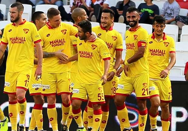 Göztepe, Sivas'ta rahat kazandı: 3-2