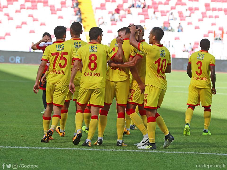 Süper Lig'in en centilmen takımı Göztepe