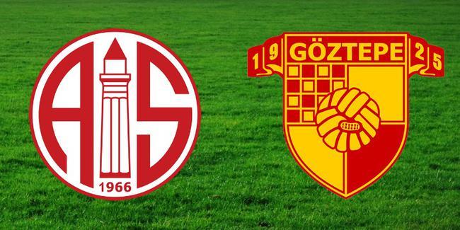 Antalyaspor-Göztepe maçı ne zaman, hangi kanalda, saat kaçta?