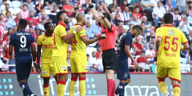 Göztepe Galatasaray'ın peşinde
