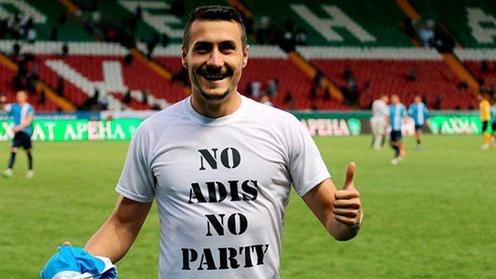 No Adis no party!