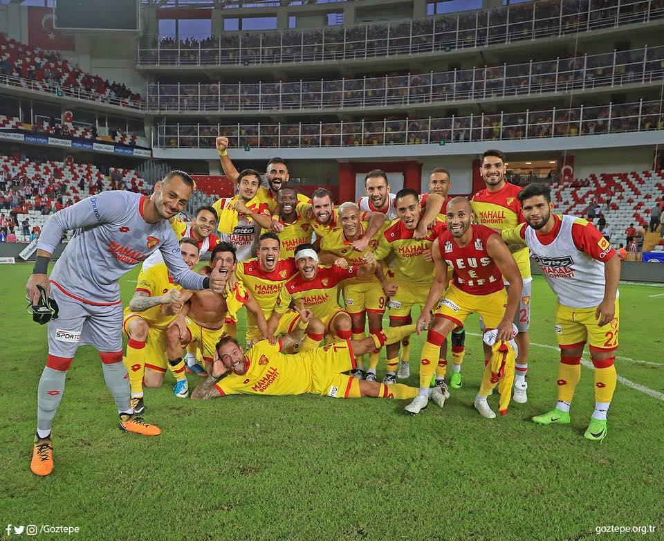 MAÇ ANALİZİ | Antalyaspor – Göztepe