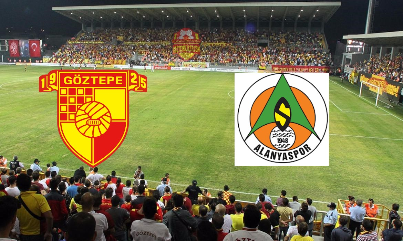 Göztepe - Alanyaspor maçı hangi kanalda, saat kaçta?