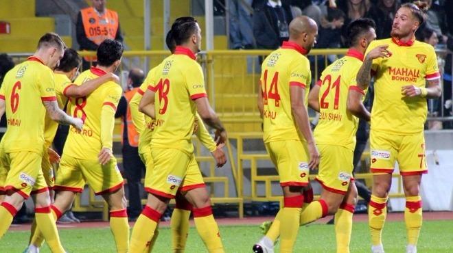 Göztepe-Beşiktaş maçları gollü geçiyor