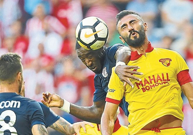Fair Play tablosunda zirve Göztepe'de