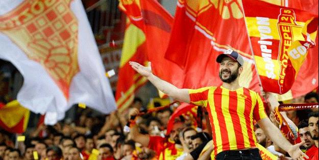 Göztepe-Beşiktaş maçı için bin polis, yüzlerce güvenlik