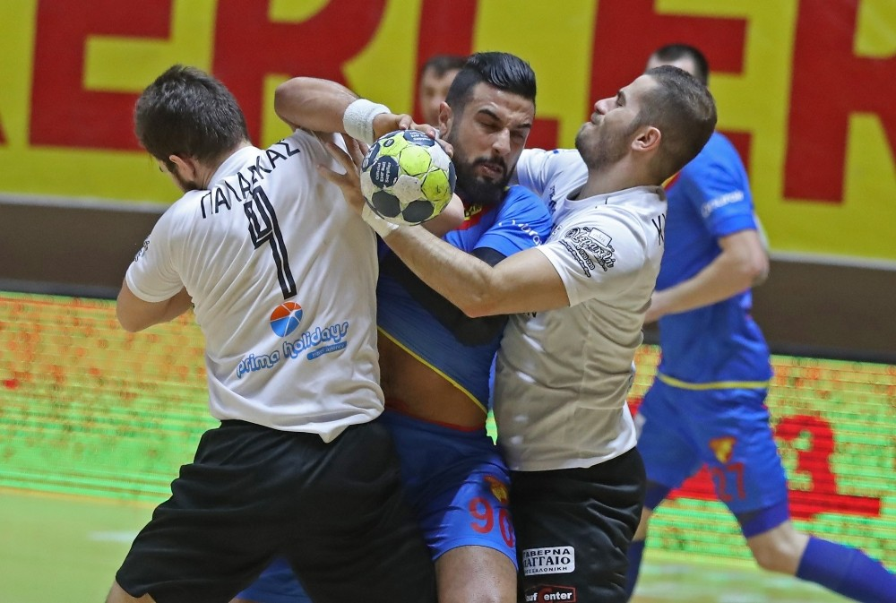 EHF Challenge Cup: Göztepe: 28 - Paok: 29