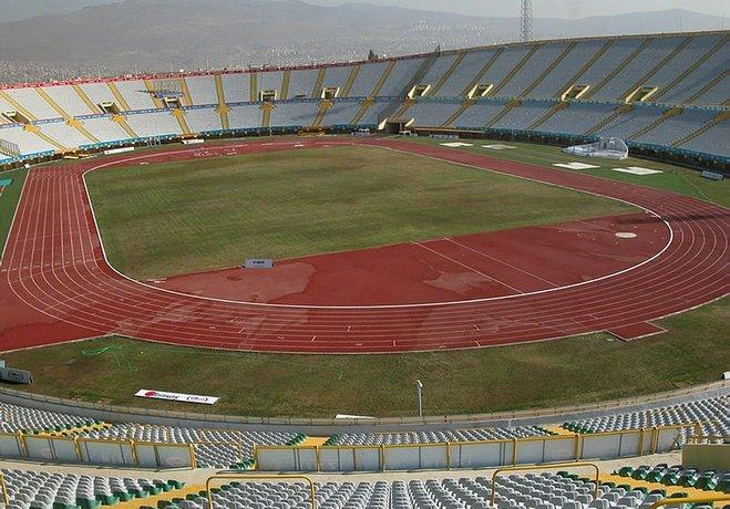 Atatürk Stadı'ı revize edilecek