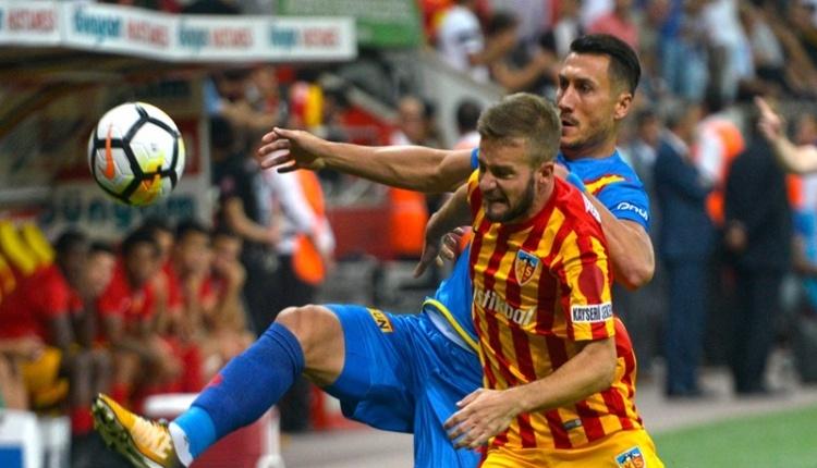Göztepe'de Adis Jahovic, gol atmayı hatırladı