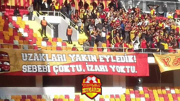 Spor Toto Süper Lig'de 15. haftanın tribün karnesi!