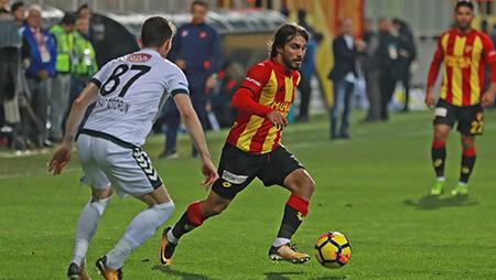 Göztepe - Atiker Konyaspor: 1-0