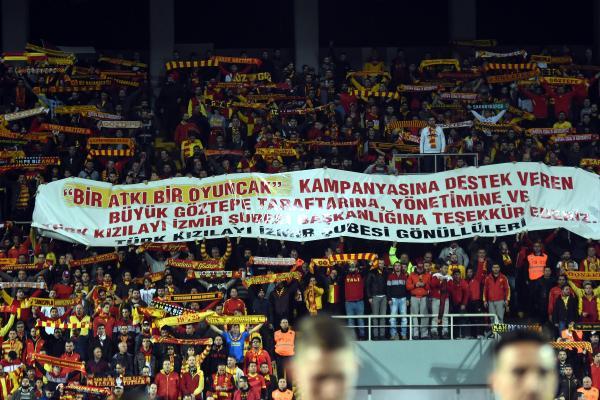 TARAFTARLARIMIZ ''BİR ATKI BİR OYUNCAK'' KAMPANYASINA BÜYÜK İLGİ GÖSTERDİ