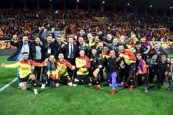 Göztepe'den Tarihi Başarı