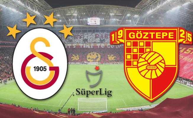 Göztepe'de Galatasaray Heyecanı!