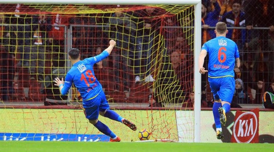 En çok penaltıyı Göztepe attı