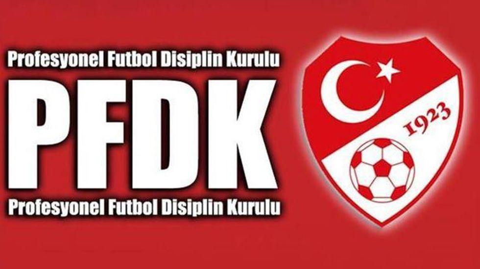 PFDK Kararları