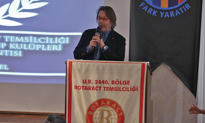 Kulübümüze En İyi Sosyal Sorumluluk Projesi Ödülü