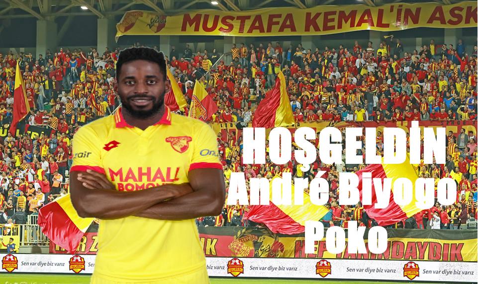 Göztepemiz, birçok takımın peşinde olduğu Karabüksporlu Poko'yu transfer etti.