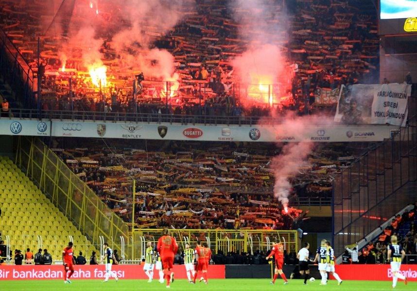 Fenerbahçe Deplasmanı Organizasyonları