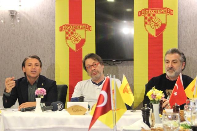 Mehmet Sepil: Hayalimde Her Sene Avrupa Kupasında Oynayacak Göztepe Var