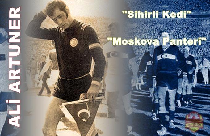 Göztepe'mizin ve Türkiye'nin efsane kalecilerinden Ali Artuner'e iki farklı lakap hangi maçlarda ve neden verilmiştir?