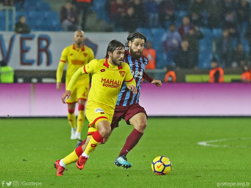 Trabzonspor 0-0 Göztepe'miz