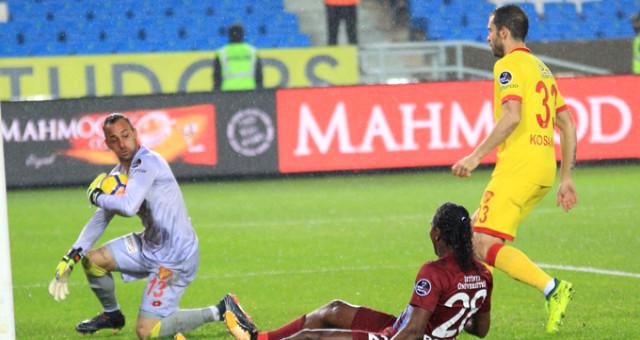 Portekizli Kaleci Beto Trabzonspor Maçında Rekor Kırdı
