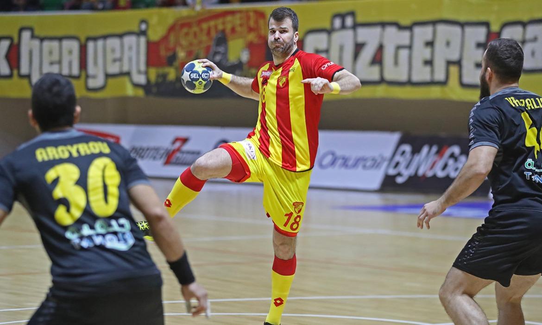 Challenge Cup: Göztepe 29-25 AEK