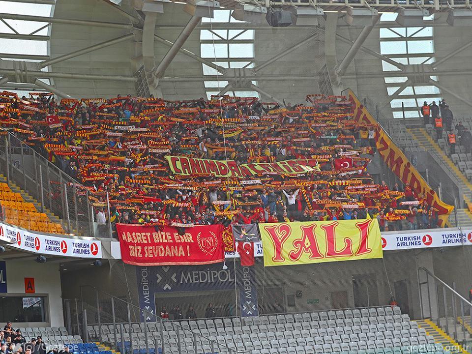 Spor Toto Süper Lig'in 24. haftasında Medipol Başakşehir'e konuk olduk.