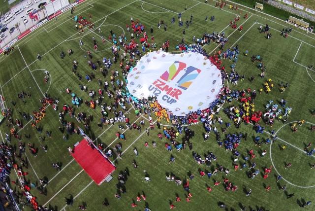 Minik Devler İzmir'de Buluşacak