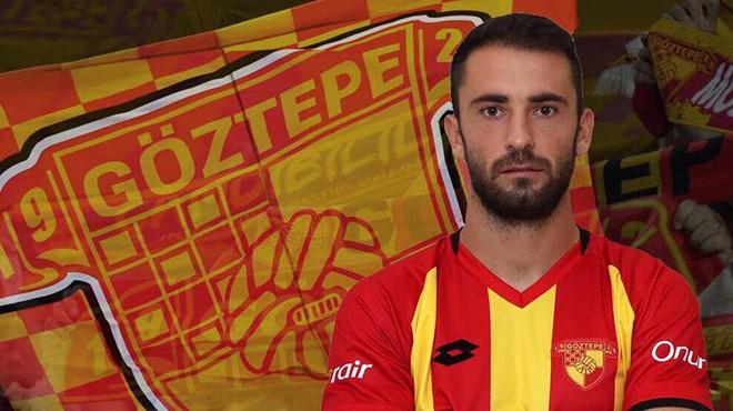 Göztepe'de Kosanovic Formayı Kaptırdı