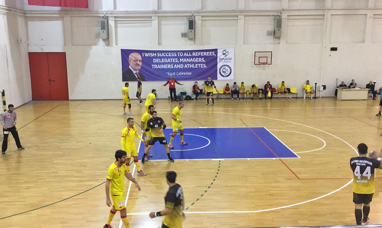 Türkiye Kupası'nda Dörtlü Final'deyiz