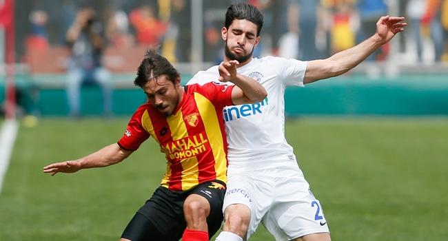 Maç Sonucu: Göztepe 0 - 2 Kasımpaşa