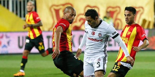 Beşiktaş-Göztepe Maçında Şaşırtan İstatistik