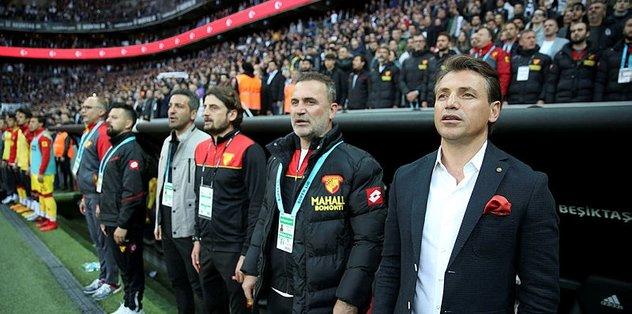 Tamer Tuna: Beşiktaş'a gitme planım yok