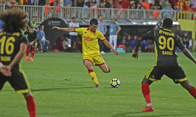Göztepe 0-0 Yeni Malatyaspor