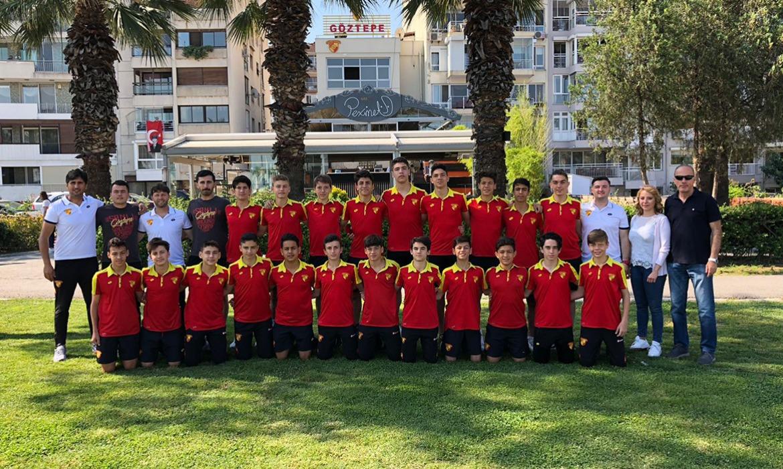 U14 Türkiye Şampiyonası'nda Fikstür Belli Oldu