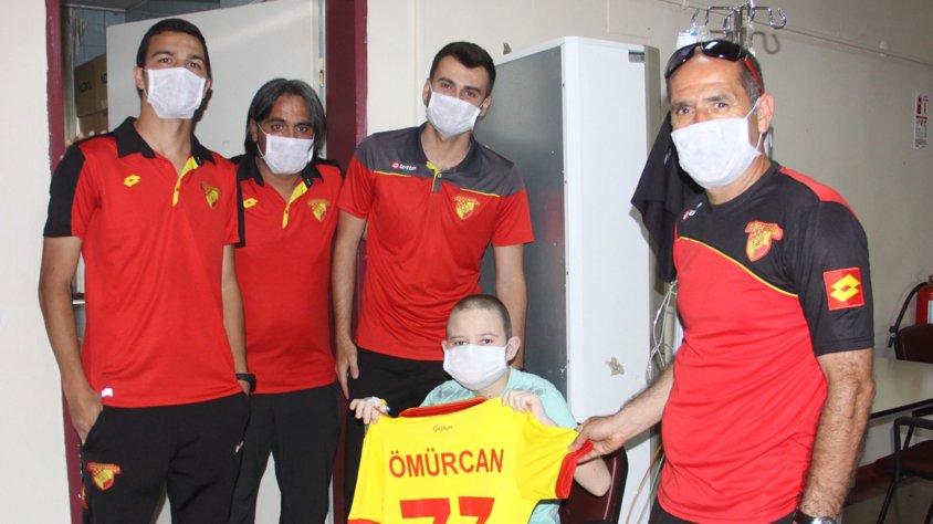Ömürcan'ın ailesinden 'erkek donör' çağrısı