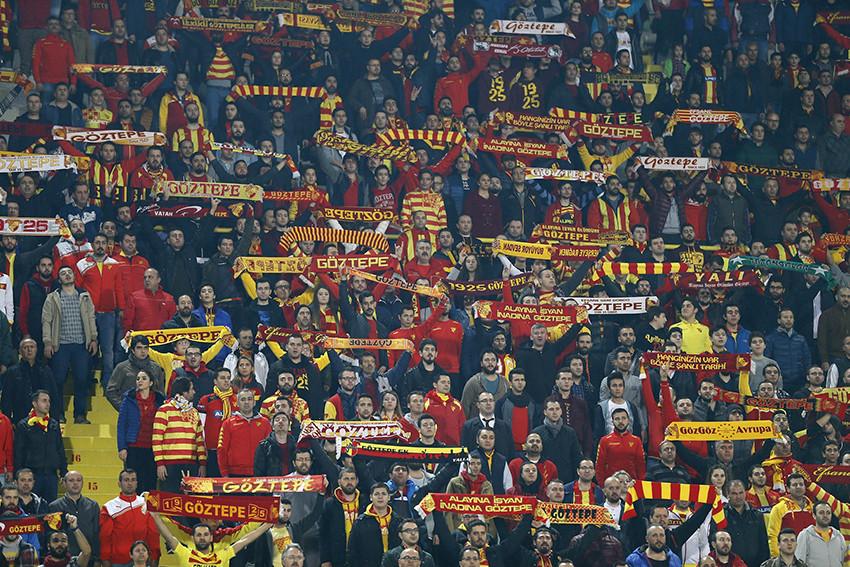 Göztepe, Galatasaray'ı bekliyor