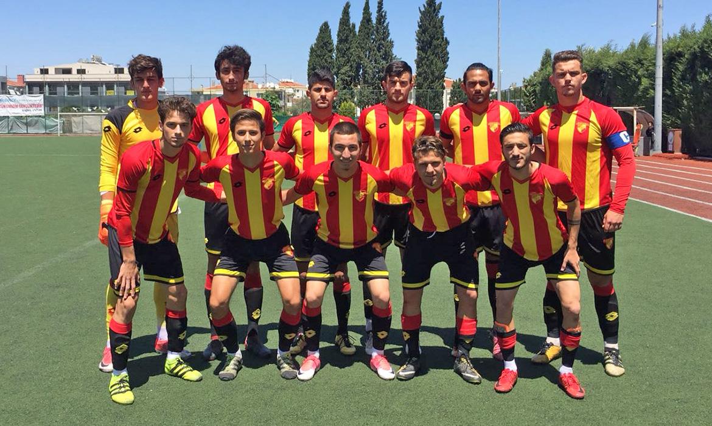 Maç Sonucu, U19   Göztepe 3-1 Galatasaray