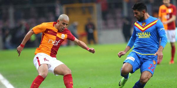 Göztepe ile Galatasaray 52'nci Randevuda