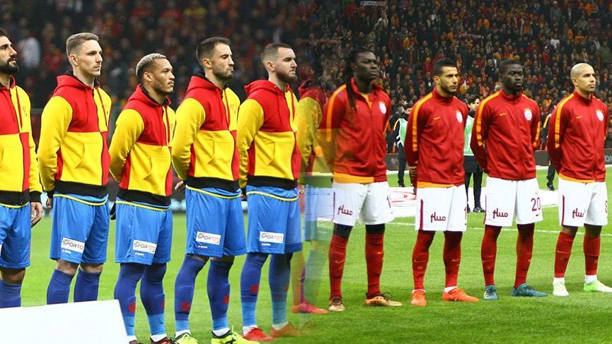 Göztepe'nin Konuğu Galatasaray